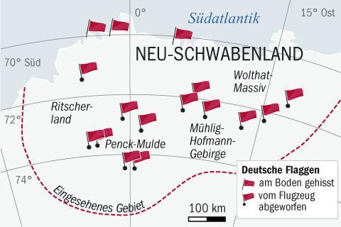 Neuschwabenland Basis